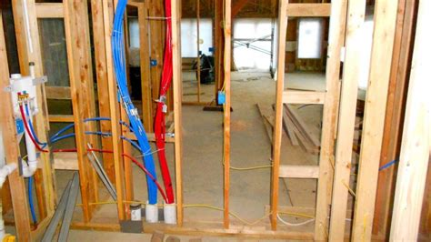 Pex Plumbing by Considerations When Plumbing With Pex Pipe