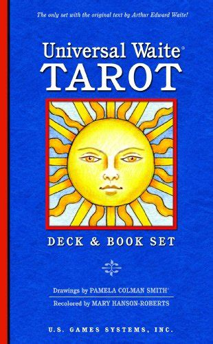 Universal Waite Tarot Deck by Learning Tarot Cards Hubpages