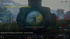 Sniper And SvnTwoo Back To Back Chicken Dinners PUBG