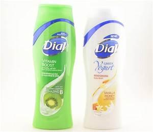Dial Greek Yogurt And Vitamin Body Wash