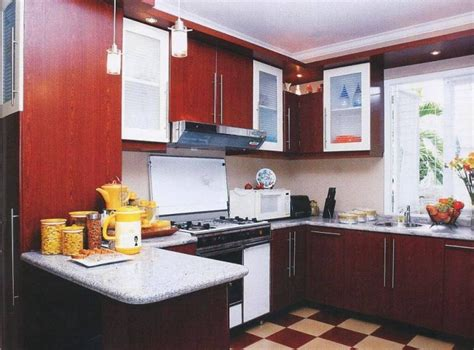 desain dapur minimalis modern sederhana  mewah