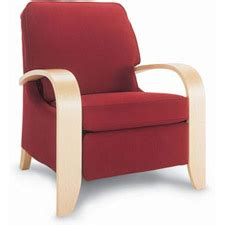 low profile recliner cool living room chairs