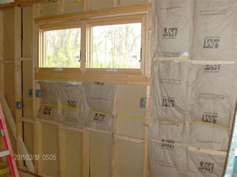 Cheap Shed Insulation Ideas by How To Build A Mortgage Free Small House For 5 900 Eco