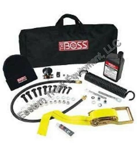 Bos Plow Wiring Kit by Snowplow Emergency Kit Power V Blade Rt3 Rt2 Snow