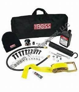 Boss Snowplow Emergency Kit Power V