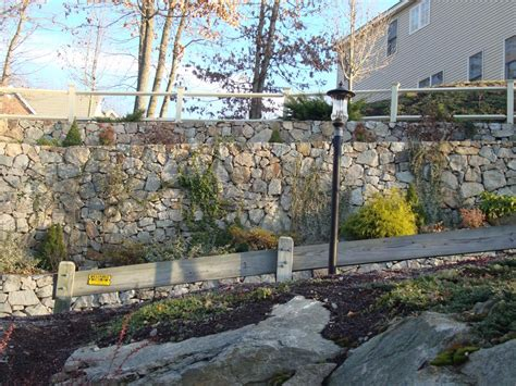wood guardrails reliable fence