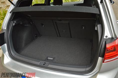 Gti Cargo Space by 2014 Volkswagen Golf Gti Mk7 Review Performancedrive