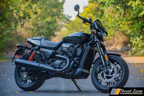 2017 Harley-davidson Street Rod 750 Review