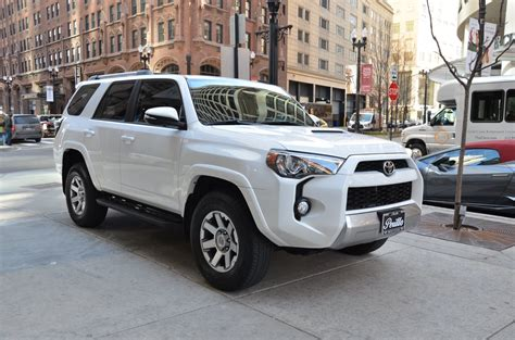 Toyota Chicago by 2015 Toyota 4runner Limited Stock M560a For Sale Near