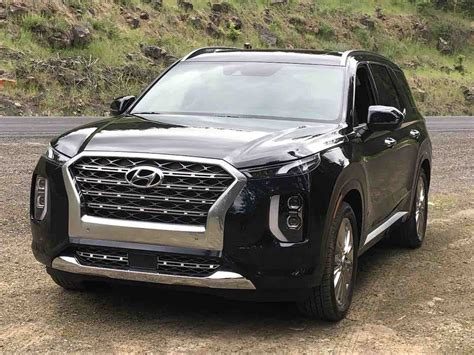 2020 hyundai palisade sel fwd. 2020 Hyundai Palisade SEL AWD Luxury Adventure - AutoNews ...