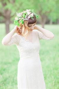 a saja wedding dress for a beautiful bohemian elopement With elope wedding dress