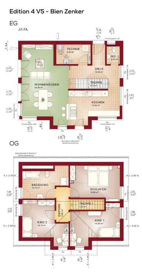 Grundriss Rechteckiges Haus by Grundriss Haus Ohne Keller Mit Garage Wohn Design