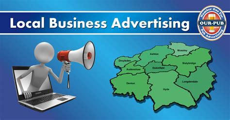Local Marketing Company by Local Business Advertising With Our Pub Co Uk Tameside S