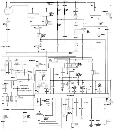 Toyotum 4runner Wiring Schematic by Wrg 4423 1995 Toyota 4runner Wiring Diagram