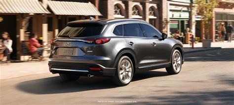 The Mazda Cx9 Coming To Naperville, North Aurora, And Wheaton