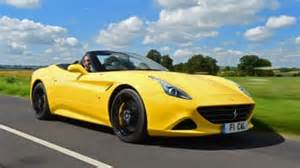 ferrari california    review auto express