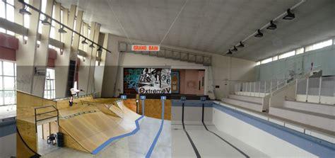 salle de sport tourcoing reconversion de l ancien stade nautique par axe sa 244 ne architecture paysage