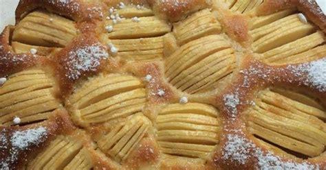 Versunkener Apfelkuchen Mit Joghurt Und Einem Hauch Zitrone Von Misscandygirl. Ein Thermomix