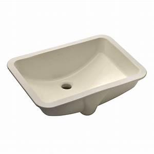 kohler ladena vitreous china undermount bathroom sink With undermount bathroom sinks