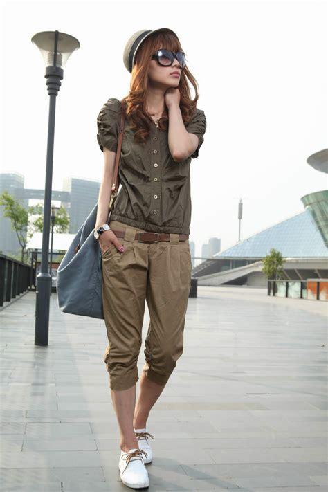 Khaki Fashion Outfits | fashjourney.com