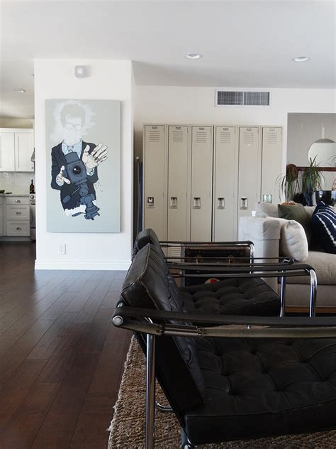 Finds Rooms by A Modern Ranch House Filled With Serendipitous Finds In