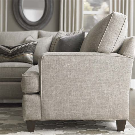 Custom Upholstery Furniture by Medium L Shaped Sectional Hgtv Design Center