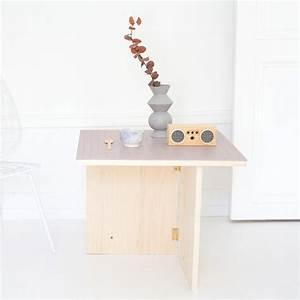 Table Basse Tendance : diy fabriquez votre table basse tendance scandinave marie claire ~ Teatrodelosmanantiales.com Idées de Décoration