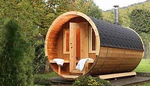 Sauna Im Haus : gartensauna wolff saunafass 400 de luxe sauna haus ~ Lizthompson.info Haus und Dekorationen