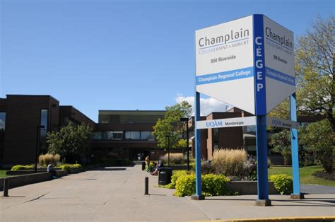 government funds centre  expertise  champlain