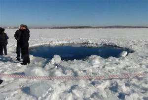PICS: Deep Impact of Meteor Strike in Russia - Indiatimes.com