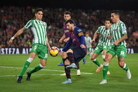 Barcelona – Real Betis. LiveStream, Broadcast / Football. Spain. Primera Division / 20 August 2017 / LiveTV