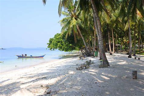 pulau pahawang besar pahawang island lampung yopie
