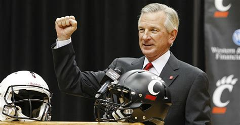 uc hires tommy tuberville   football coach