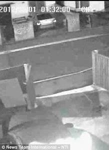 Camera set up to capture vandals records footage of 'child ...