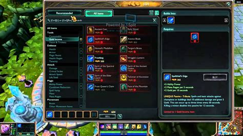 league  legends support guide  starting items youtube
