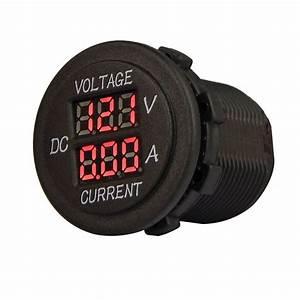 Digital Multimeter Voltage Tester Current Tester