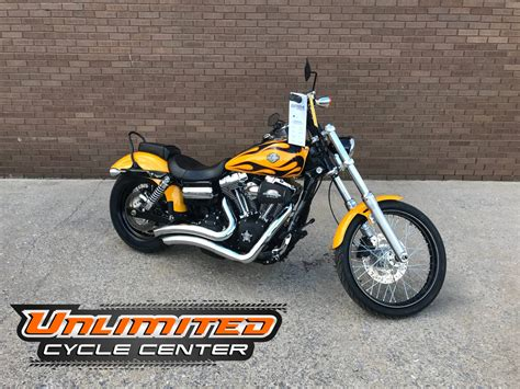 2011 Harley-davidson Dyna® Wide Glide® Motorcycles Tyrone