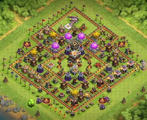 th10 th11 base layouts clash th10 th11 base layouts clash of clans coc 360 th10