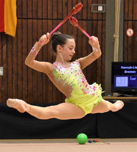rhythmische sportgymnastik tv  ingolstadttv  ingolstadt