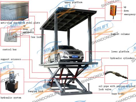 Small Home Lift Ever Eternal Car Lift Used Car Lifts