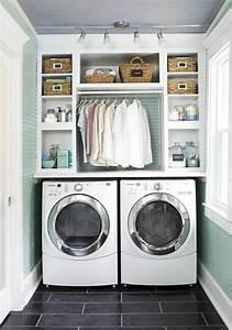 28, Smart, Laundry, Room, Storage, Organization, Ideas