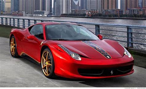 Ferrari, Rolls Royce Among Exotic Cars Selling Fast In