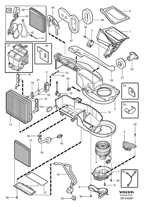 Volvo Engine Diagram Together With Parts