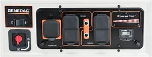 Amazon Com   Generac 5747  8000 Running Watts  10000 Starting Watts  Gas Powered Portable