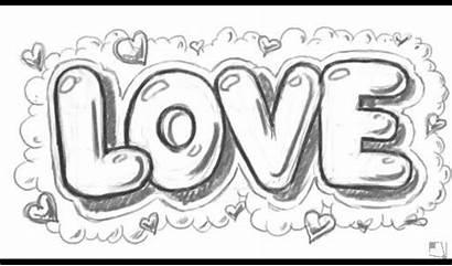 Bubble Letters Graffiti Writing Drawing Letter Names