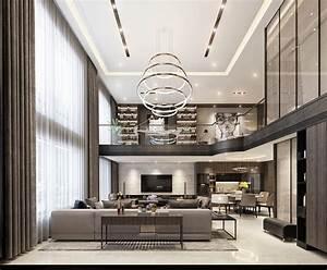 Modern Asian Luxury Interior Design – Mixed Sign