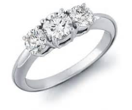 3 wedding rings wedding band for 3 engagement ring weddingbee