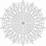 Coloring Satellite Goes Mandala Bee Printable Clock Had Colouring Template Number Hits Visit Looks Sheets sketch template