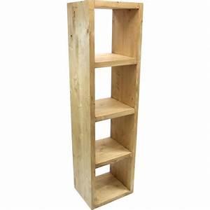 Meuble De Rangement Case : etag re cube 4 cases ~ Teatrodelosmanantiales.com Idées de Décoration