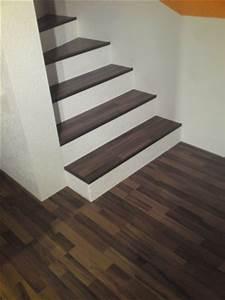 Treppenstufen Stein Außen Verlegen : treppe mit laminat verkleiden treppenrenovierung ~ Orissabook.com Haus und Dekorationen